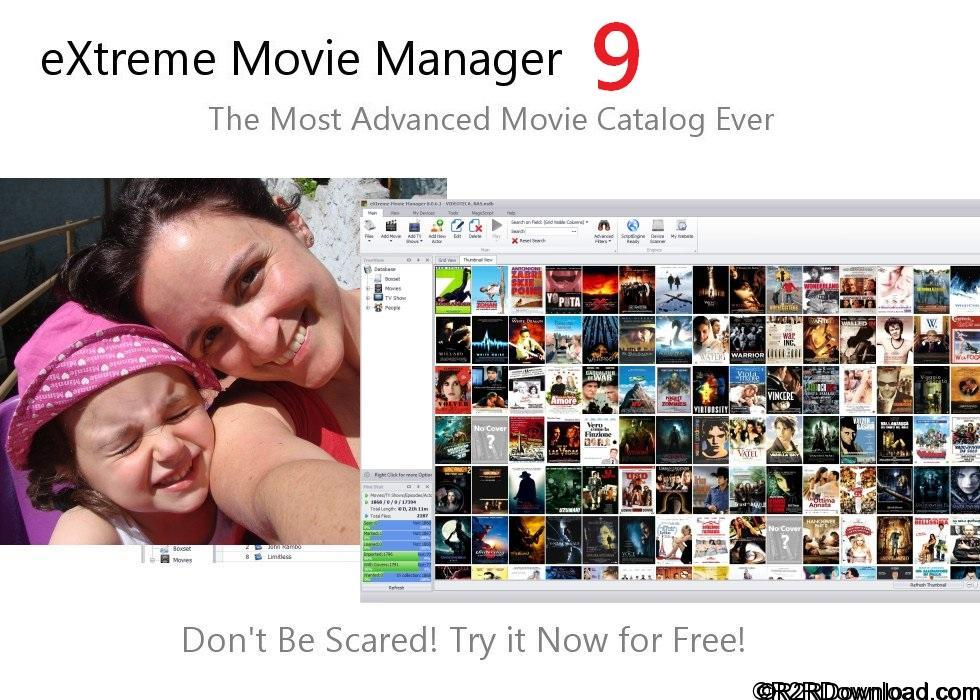 eXtreme Movie Manager 9.0.1.1 Free Download