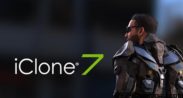 iClone Pro 7 + Resource Pack Free Download