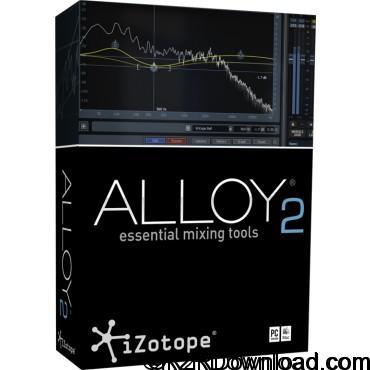 iZotope Alloy 2 Free Download [WIN-OSX]