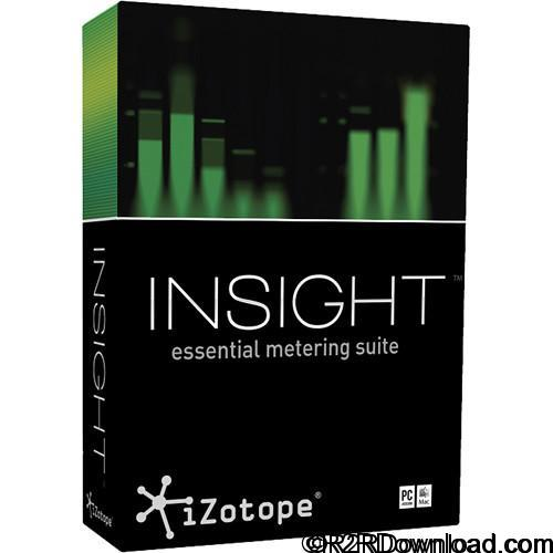 iZotope Insight Free Download [WIN-OSX]