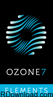 iZotope Ozone 7 Elements 7.01 Free Download(Mac OS X)