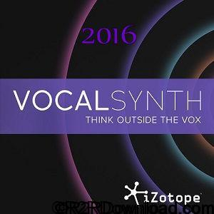 iZotope VocalSynth v1.00 Free Download [WIN-OSX]