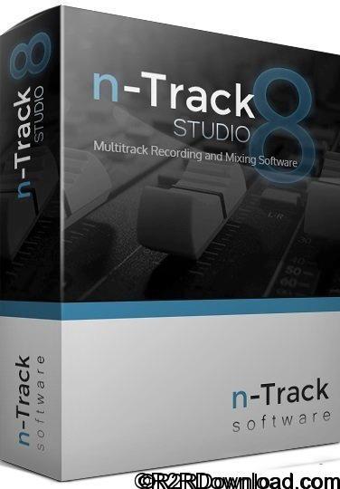 n-Track Studio EX 8.1.3.3444 Free Download