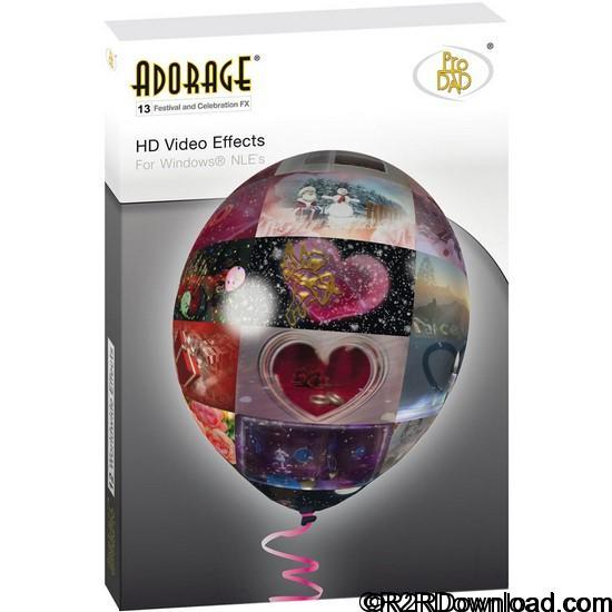proDAD Adorage 3.0 Free Download