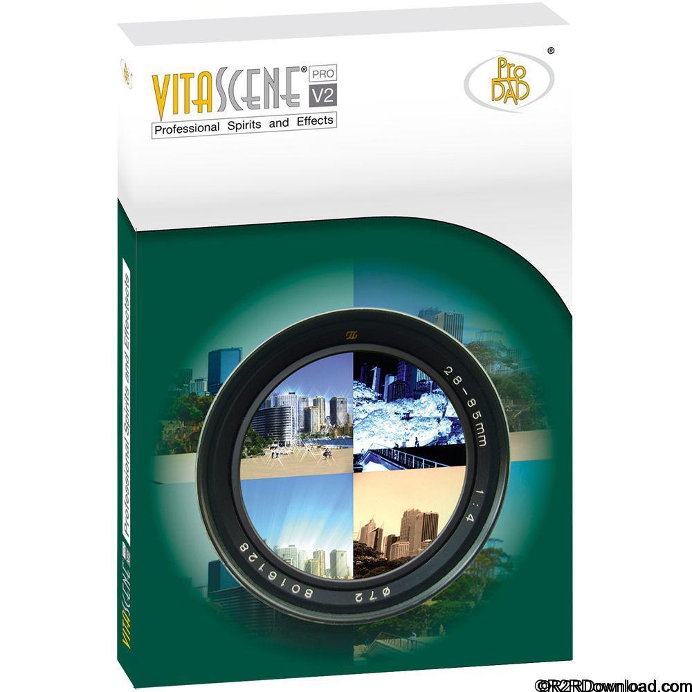proDAD VitaScene 2 Free Download