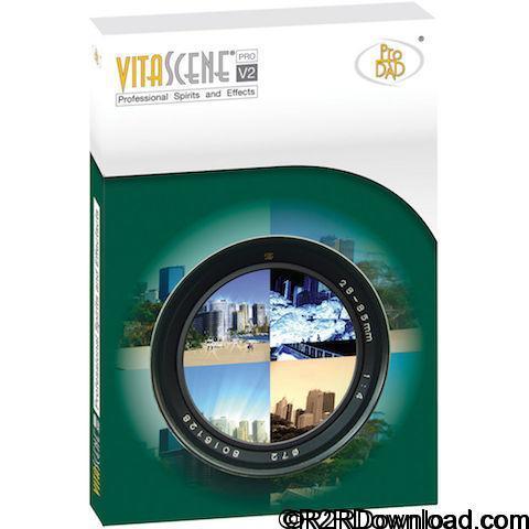 proDAD VitaScene 2.0.250 Free Download