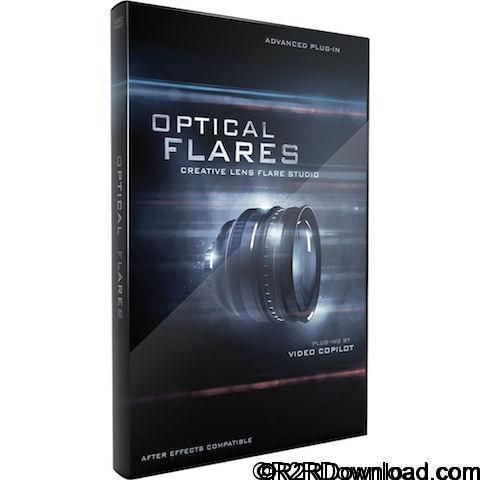 video copilot Optical Flares Free Download [WIN-OSX]