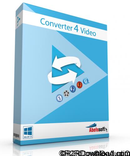 Abelssoft Converter4Video 2017 v4.1 Free Download