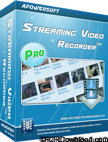 Apowersoft Streaming Video Recorder 6.2.1 Free Download