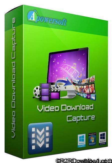 Apowersoft Video Download Capture 6.2.7 Free Download