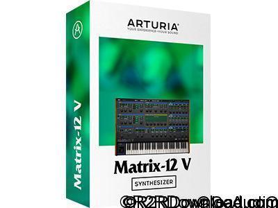 Arturia MATRIX-12 Free Download (Mac OS X)