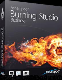 Ashampoo Burning Studio Business 15 Free Download