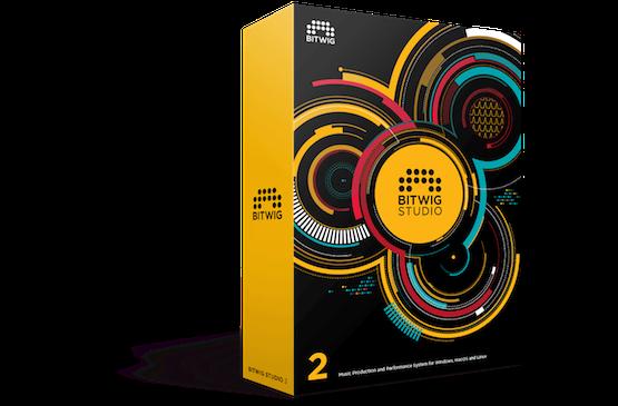 BITWIG STUDIO 2 Free Download