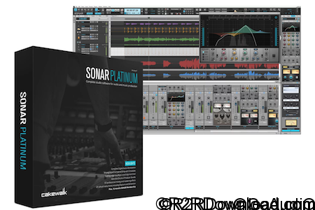 Cakewalk SONAR Platinum v23.6.0.21 Rebuild 1 Free Download