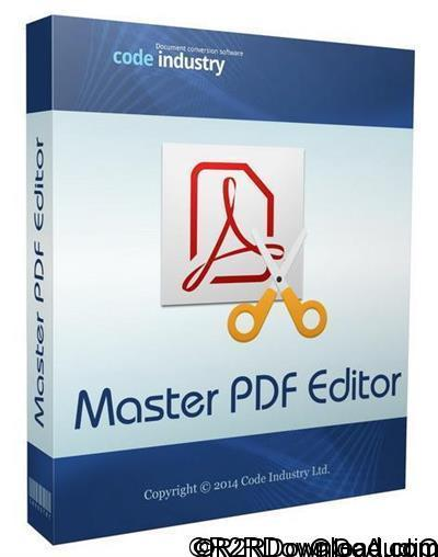 Code Industry Master PDF Editor 4.2.60 Free Download