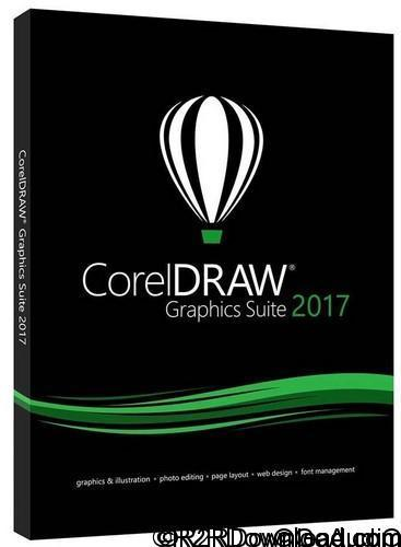 CorelDRAW Graphics Suite 2017 19.1 Free Download(x86/x64)