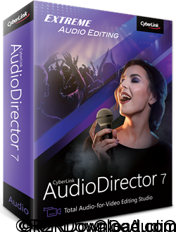 CyberLink AudioDirector Ultra 7 Free Download