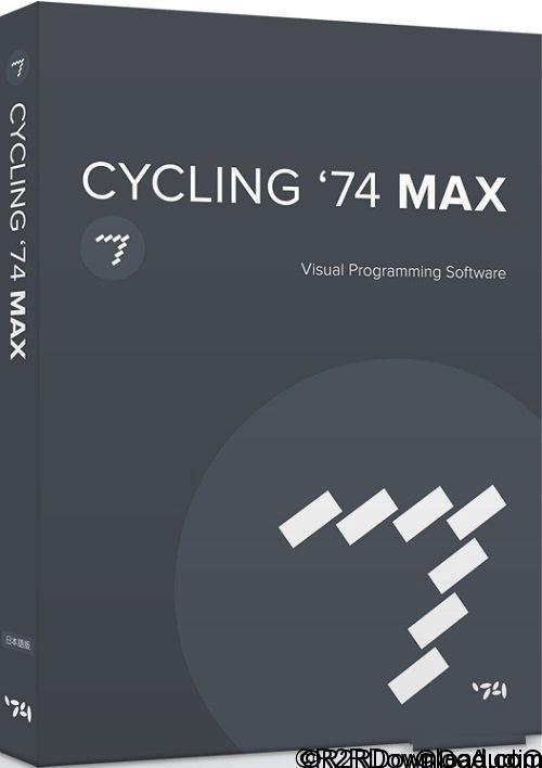 Cycling 74 Max 7.3.4 Free Download