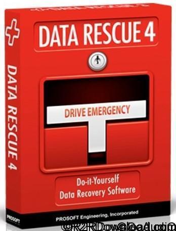 Data Rescue 4.2.2 Rev 2 (Mac OS X)