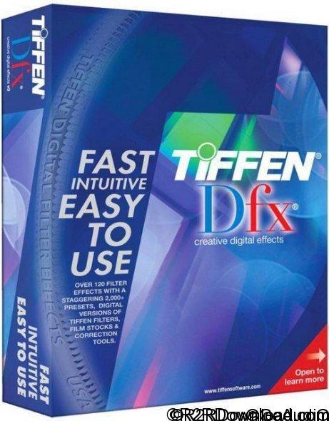 Digital Film Tools Tiffen DFX 4 Free Download(Mac OS X)