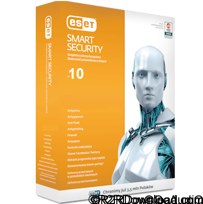 ESET NOD32 Smart Security 10.1 Free Download
