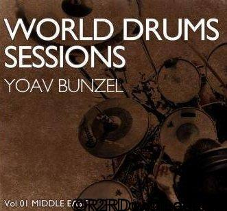 Earth Moments World Drum Sessions Vol.1 Middle East WAV REX