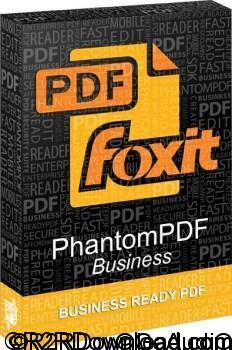 Foxit PhantomPDF Business 8 Free Download