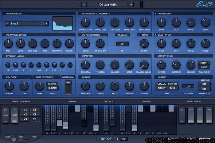 GG Audio Blue3 v1.0.0 Free Download (WIN-OSX)