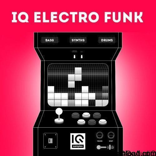 IQ Samples IQ Electro Funk WAV MiDi
