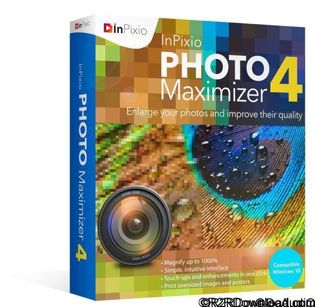 InPixio Photo Maximizer 4 Free Download