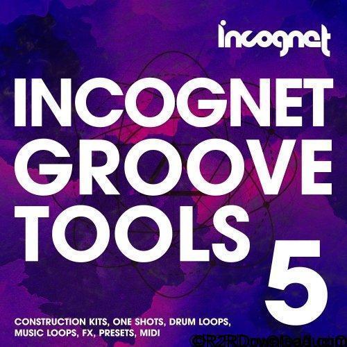 Incognet Incognet Groove Tools Vol.5 MULTiFORMAT