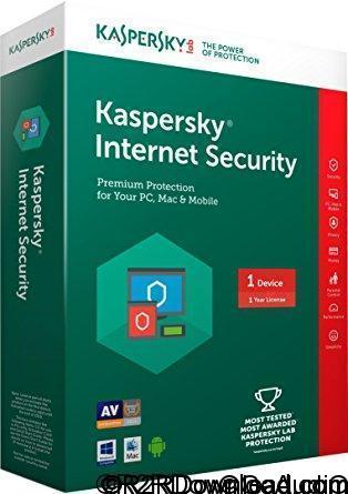 Kaspersky Internet Security 2017 Free Download