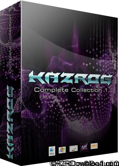 Kazrog Complete Collection 1 v1.1.0 Free Download (WIN-OSX)