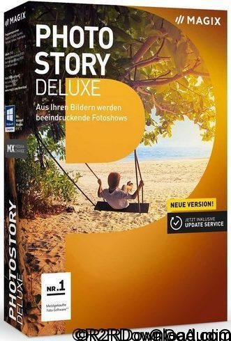 MAGIX Photostory 2017 Deluxe 16.1 Free Download (x64)