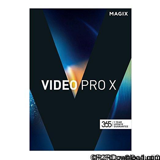 MAGIX Video Pro X9 Free Download