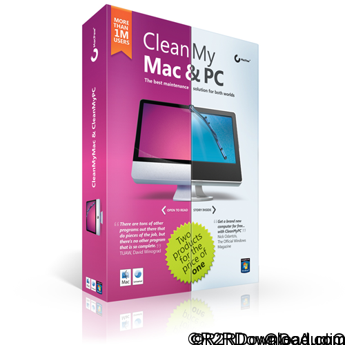MacPaw CleanMyPC 1.8.7 Free Download