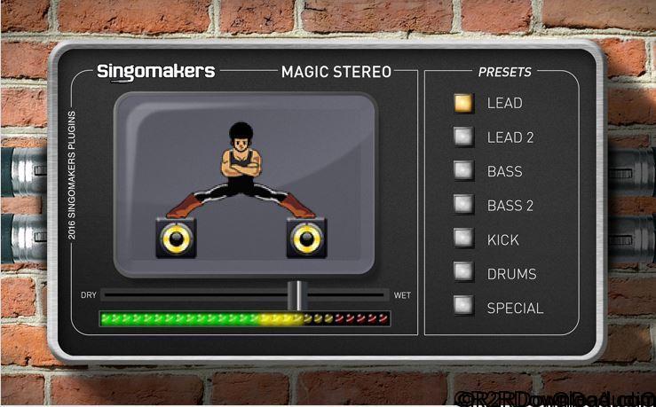 Magic Stereo VST (WIN-OSX)