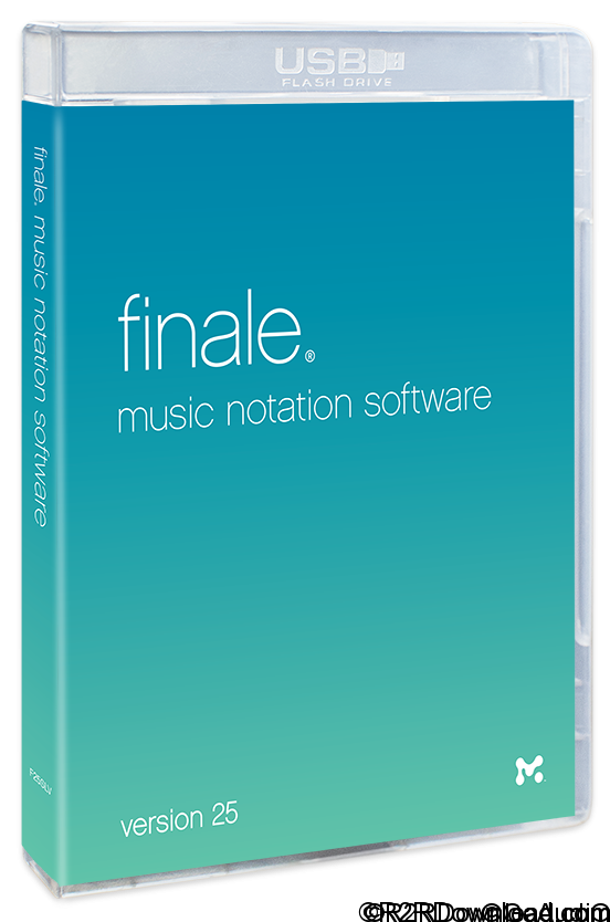 MakeMusic Finale 25.4 Free Download