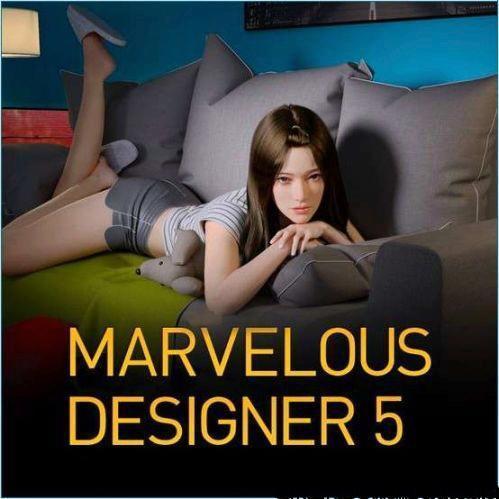 Marvelous Designer 5.5 Enterprise 2.4.58.18912 Free Download