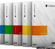 Maxon CINEMA 4D Studio R18.057 Free Download (Mac OS X)
