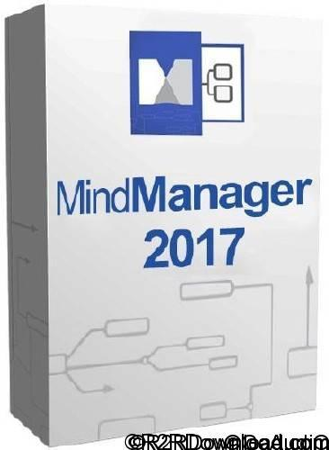 Mindjet MindManager 2017 17.2 Free Download