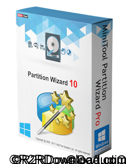 MiniTool Partition Wizard Professional Edition 10.2.1 Free Download