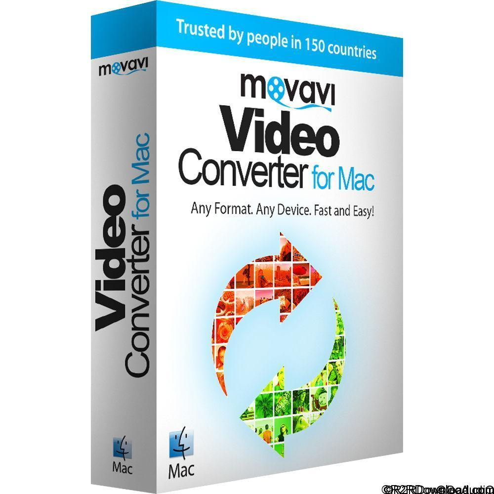 Movavi Video Converter 6.2 Free Download(Mac OS X)