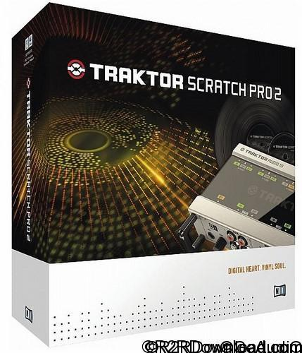 Native Instruments Traktor Scratch Pro 2.11 Free Download (WIN-OSX)