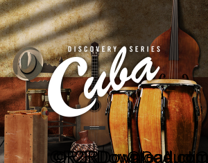 Native instruments DISCOVERY SERIES CUBA KONTAKT