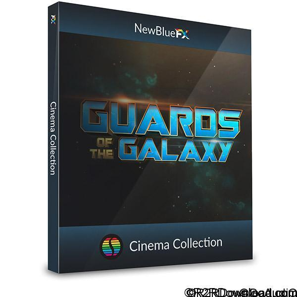 NewBlueFX Cinema Collection Free Download