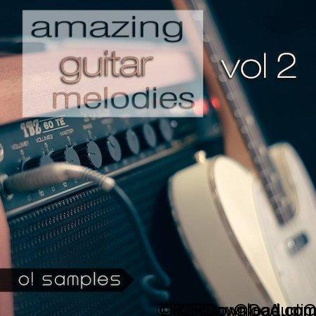 O Samples Amazing Guitar Melodies Vol 2