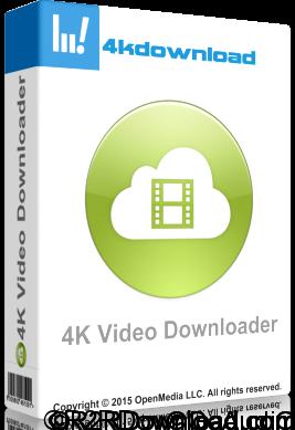 Open Media 4K Video Downloader 4.3 Free Download