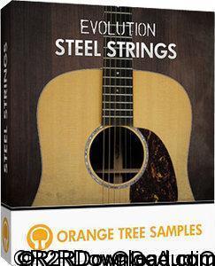 Orange Tree Samples Evolution Steel Strings KONTAKT