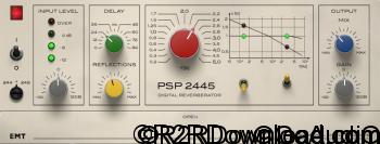 PSPaudioware PSP 2445 v1.3.0 Free Download